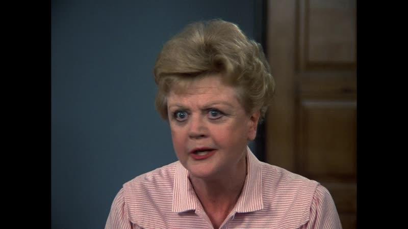 Она написала убийство HD - 1 сезон 7 серия [Murder She Wrote - S01 E07 We're Off To Kill The Wizard] (1984)