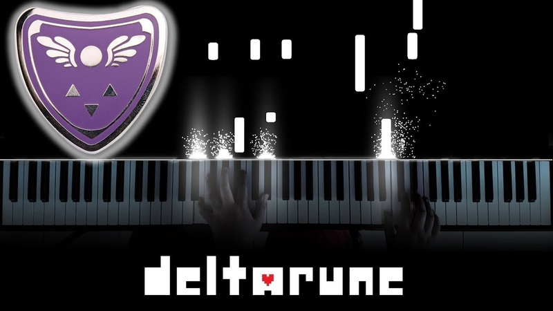 Delta Rune (Undertale 2) OST Ending Theme - Dont Forget (Piano)