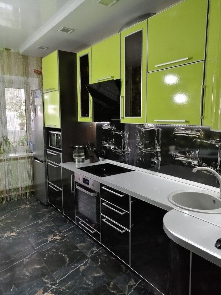 Ремонт нашей кухни - сами себе дизайнеры, сами себе ремонтники )