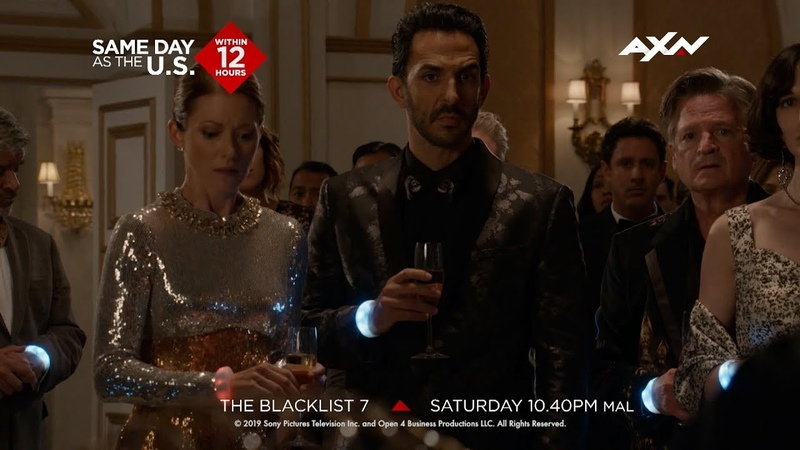 Thrill seeking Can Be A Deadly Game... | The Blacklist 7