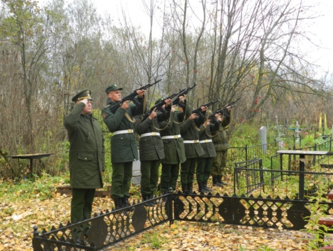 Останки погибшего солдата привезли на родину в Марий Эл