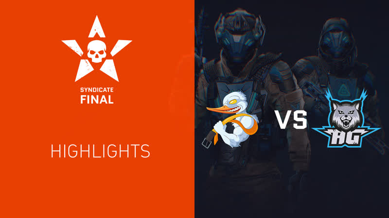 Highlights Warface Syndicate Pringles Repulse vs AG