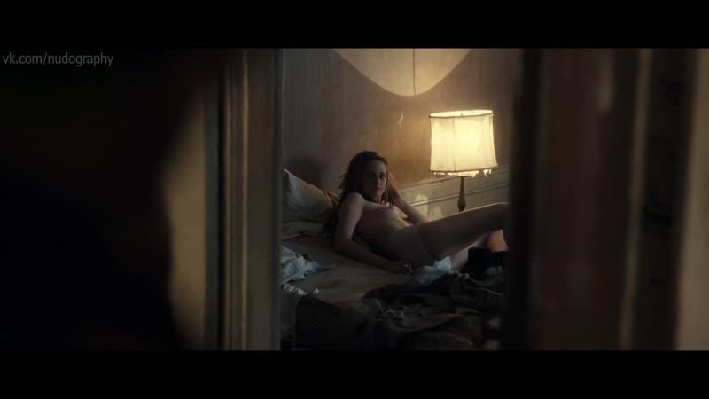 Голая Кристен Стюарт Kristen Stewart в фильме На дороге On the Road 2012 Уолтер Саллес HD 1080p