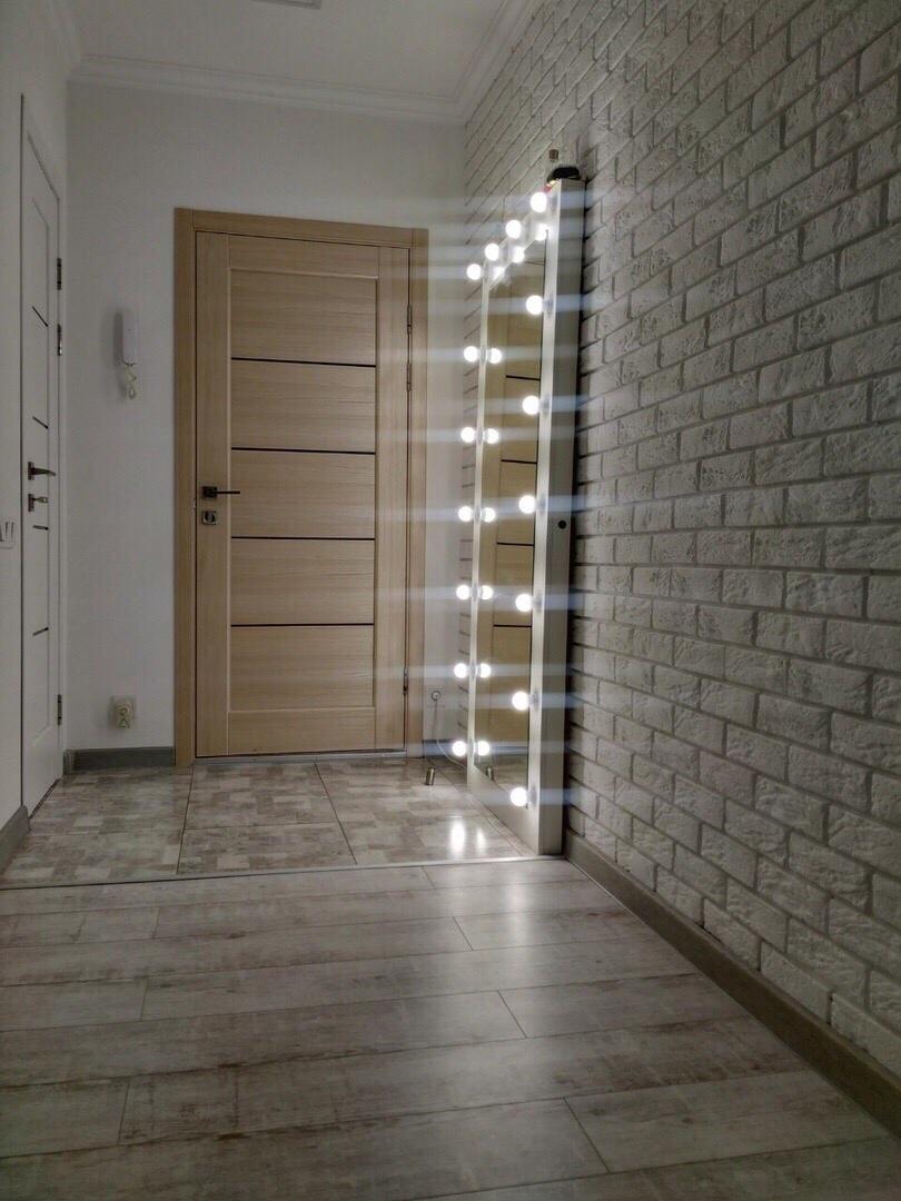 Ремонт в нашей квартире. Старались сделать современно и удобно. Как считаете, получилось у нас?