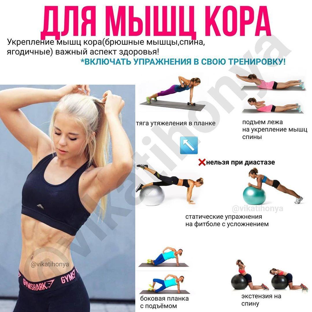 Отличная подборка тренировок для всего тела
