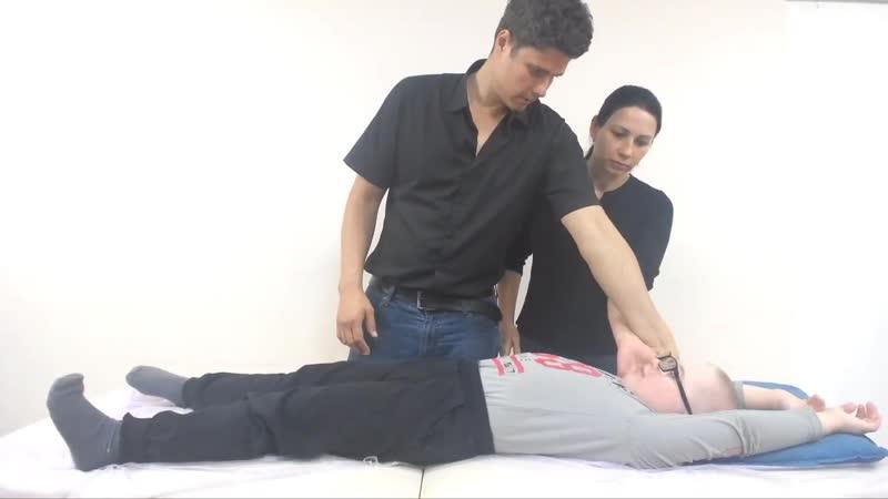 Пример лечения плоскостопия у ребенка через маму