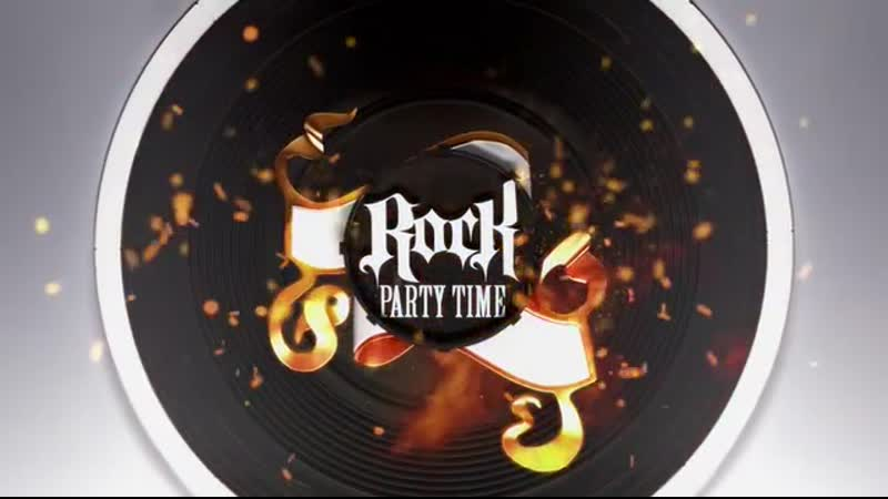 ROCK PARTY TIME на BRIDGE TV