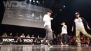 Co-thkoo vs Funky Bee(Ringo Winbee YU-TO) BEST4 POPPIN' MP4 WDC 2019 World Dance Colloceum WDC