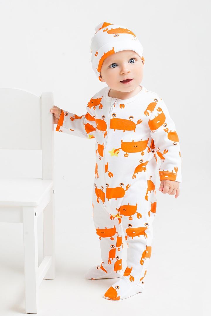 Crockid. Одежда для малышей до полутора лет. Скидка 45%