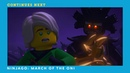 Cartoon Network - Ninjago: Masters of Spinjitzu - March of the Oni Special Event Continuity