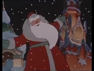 Новогоднее путешествие _ Советские мультфильмы для детей