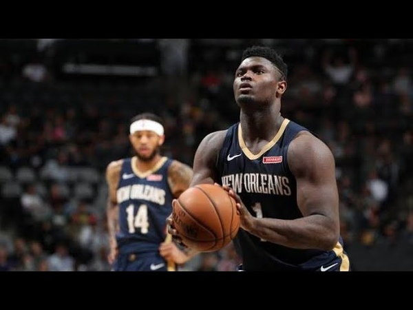 Zion Williamson 28 Pts 7 Rebs 2 Asts Highlights vs Golden State Warriors 23 02 2020