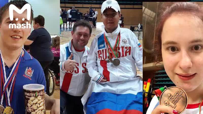 Под Тулой водитель без прав специально сбил троих паралимпийцев из сборной России