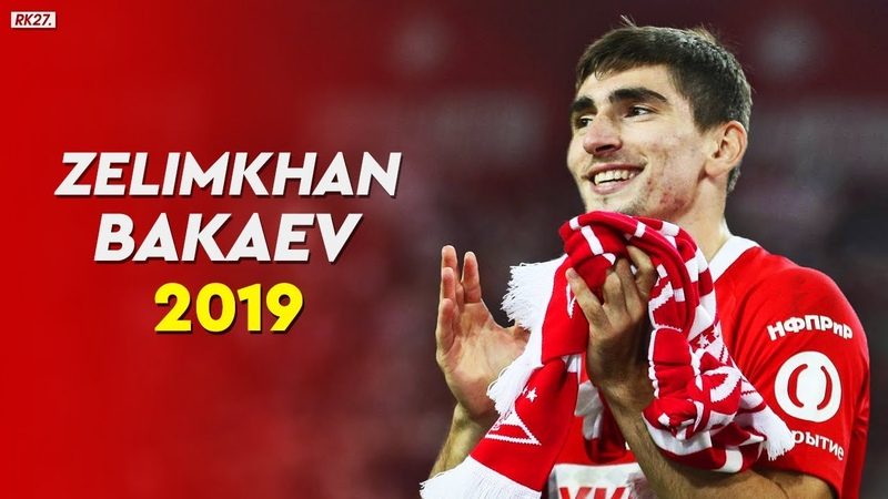 Zelimkhan Bakaev – YOUNG TALENT: Goals Assist, Dribling Passing - 2019/20