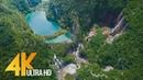 4K Drone Footage Bird's Eye View of Croatia Europe 3 Hour Ambient Drone Film