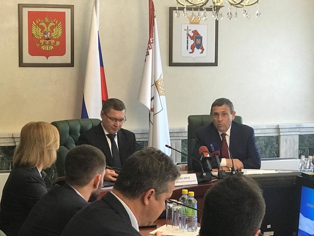 Министр строительства и ЖКХ России отметил важность открытого диалога с властями Марий Эл
