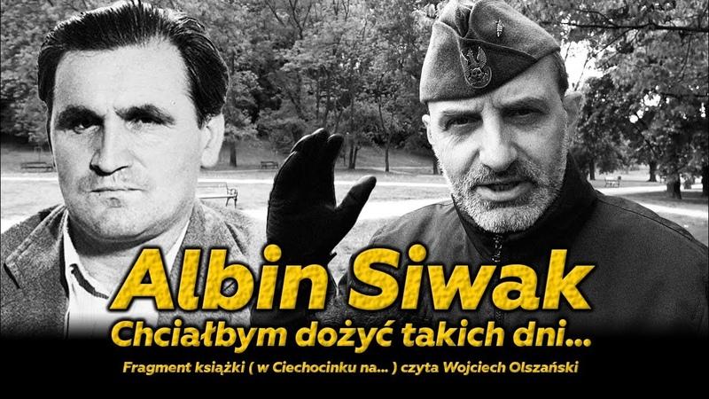 Albin Siwak i Aleksander Jabłonowski. Chciałbym dożyć takich dni cz.1 w Ciechocinku na ...