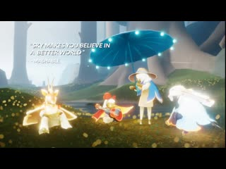 Официальный трейлер для Google Play Android | Sky: children of the light | Небо: дети света