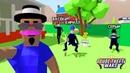 НАШЁЛ ГОПНИКОВ в СИМУЛЯТОР КРУТОГО ЧУВАКА! - Dude Theft Wars Open World