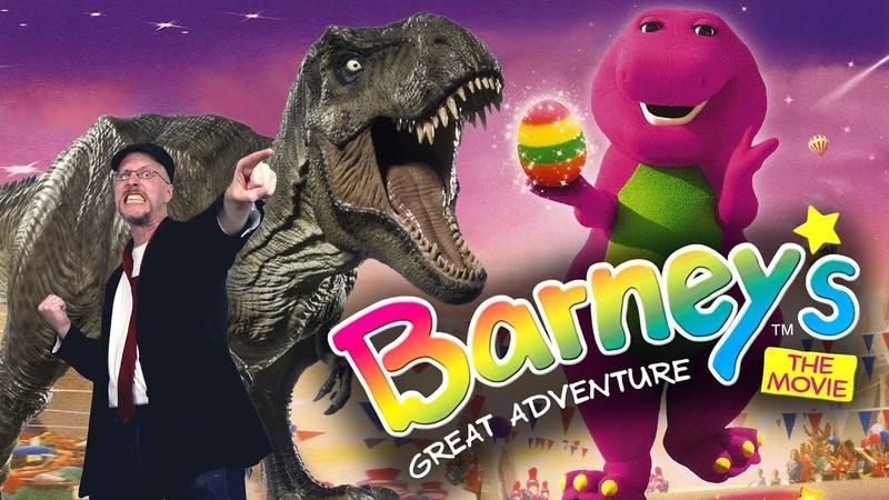 Barneys Great Adventure - Nostalgia Critic
