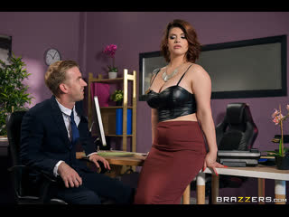 Brazzers - My Submissive Boss / Lucia Love & Danny D