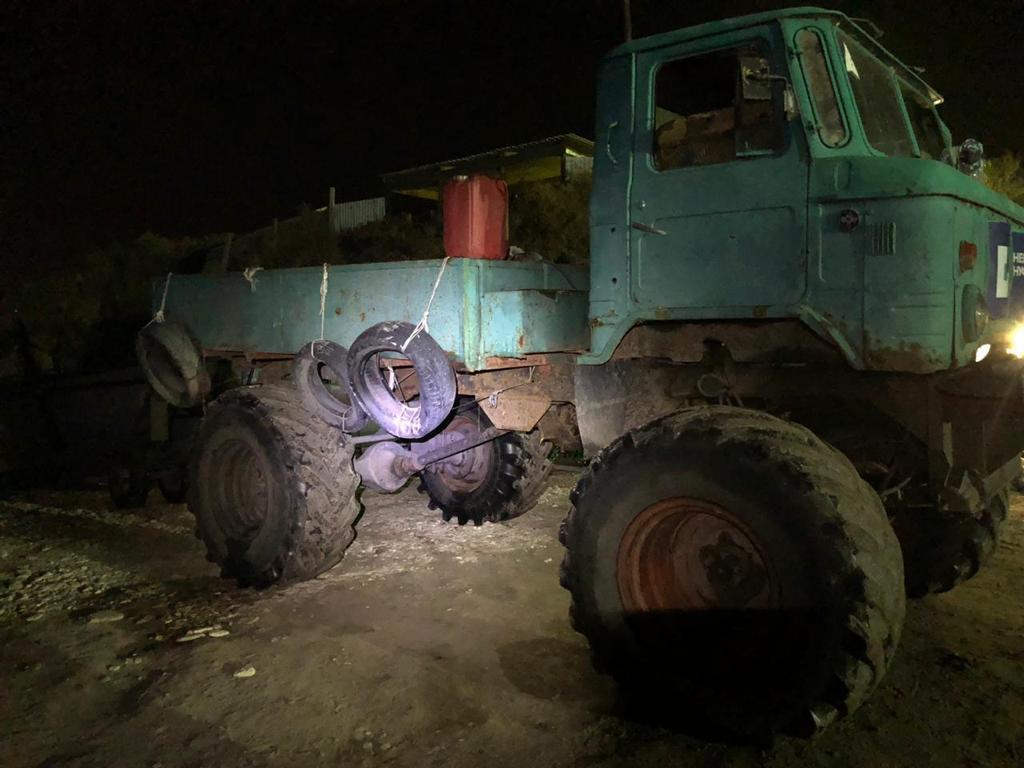 Под Таганрогом пограничники задержали 3 браконьеров с уловом на сумму более 8,5 млн. рублей. ВИДЕО
