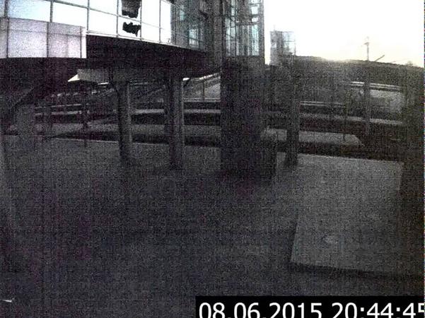Обстрел ЖД вокзала Донецка 8 июня
