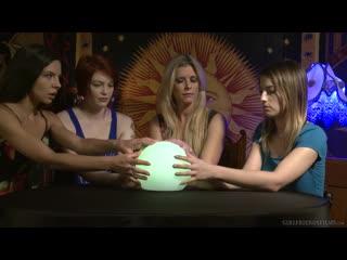 India Summer and Kristen Scott [Lesbian]