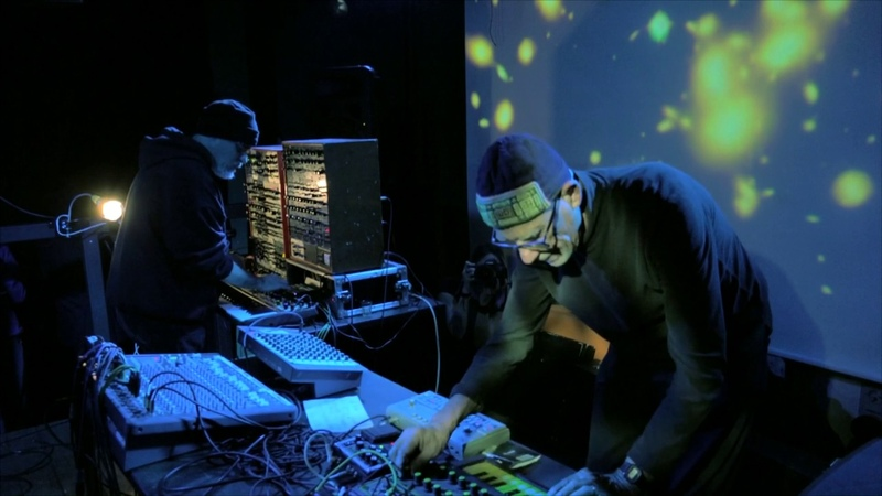 The Analog Session - N5 From Outer Space (live at Combo Social Club)