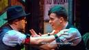 Импровизация «Шокеры» Два владельца подпольного бара готовятся к облаве. 5 сезон, 12 серия 126