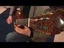 Beatles Something performed by Radmir Muftakhin
