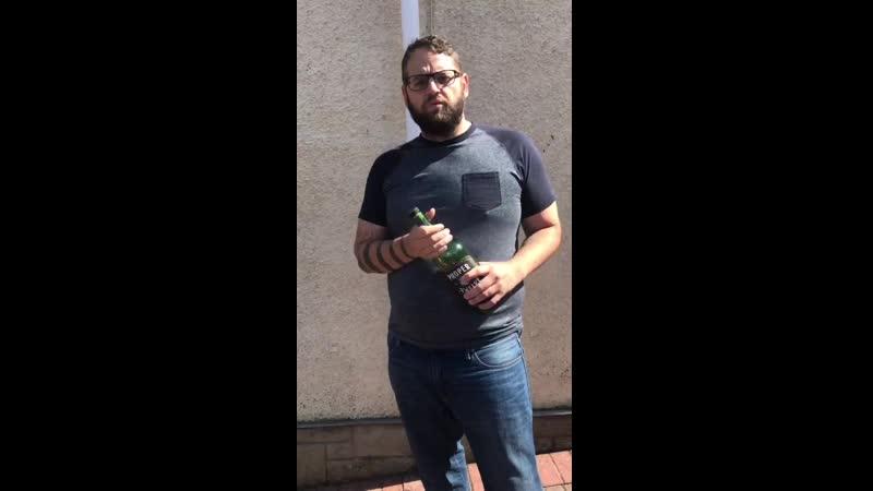 Фанат Конора МакГрегора вылил его виски в канализацию NR