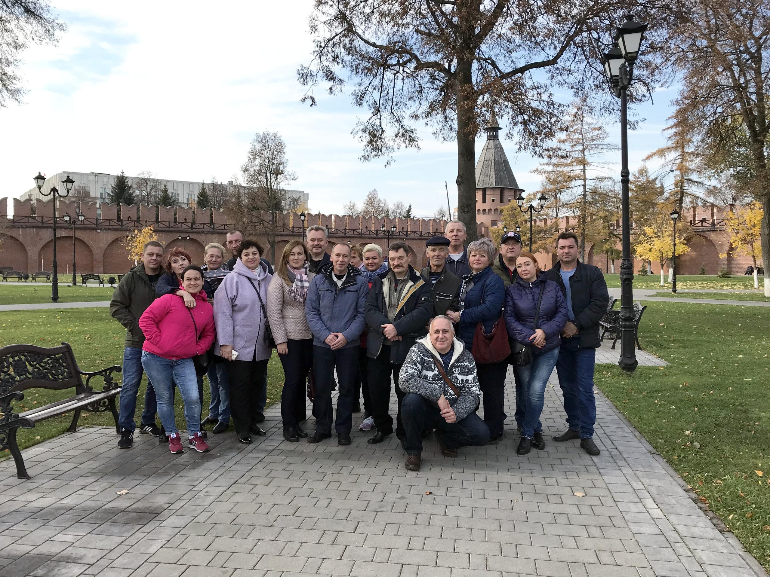 Экскурсия на родину самоваров и пряников  17