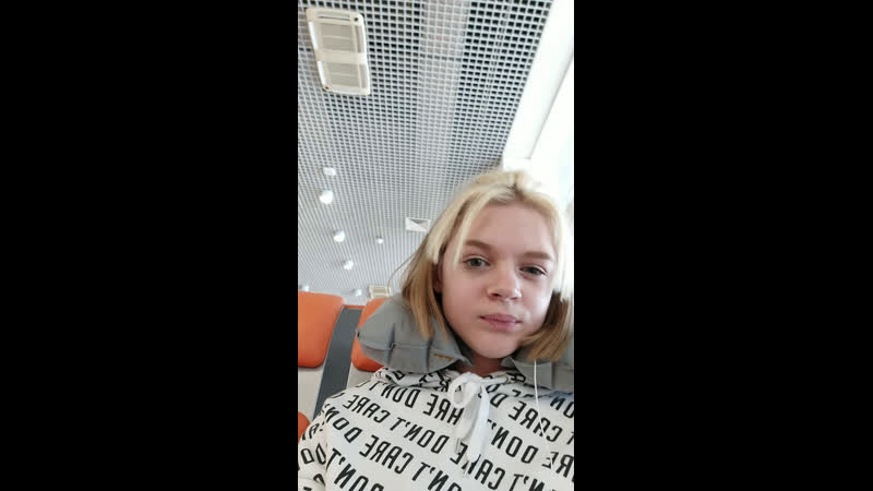 В аэропорту жду самолёта 💫👌