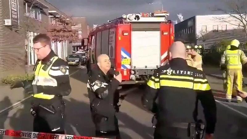 Сразу в двух почтовых отделениях Нидерландов сработали бомбы....