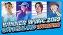 UNBOXING WINNER WWIC 2019 MD 위너 WWIC 2019 공식굿즈 언박싱