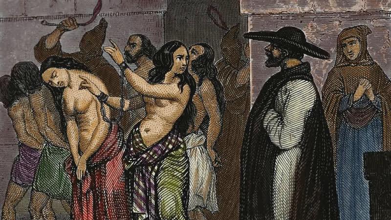 Святая инквизиция Inquisition 4 Охота на ведьм The Witch Hunts 2014 док сериал история