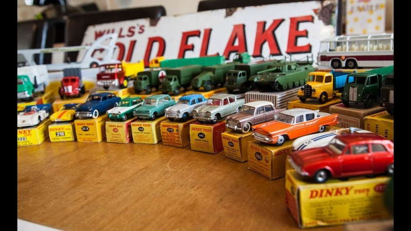 Dinky Toys Collection Vintage Diecast 1950s 1960s Models Episode 5 Meccano