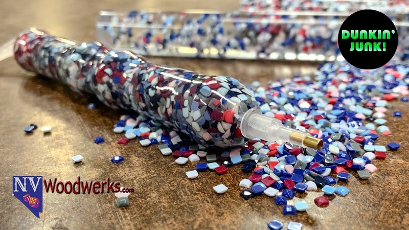 Making a Handmade Diamond Painting Pen