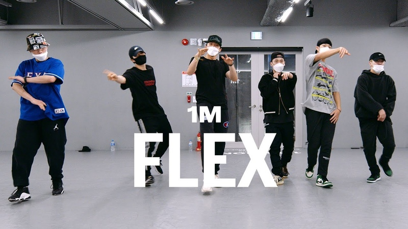 Rich Homie Quan Flex Ooh Ooh Ooh We Dem Boyz Choreography