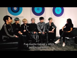 VIDEO 200629 SuperM interview for WE ARE THE FUTURE LIVE in MEXICO @ EXOs Baekhyun  Kai