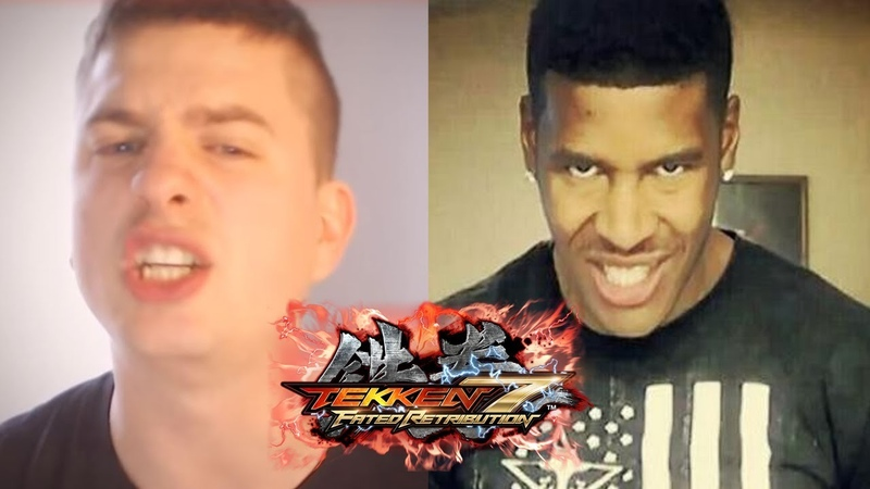 Tekken 7 Salty Anthem STRINGS STRINGS Feat LowTierGod and TheMainMainSWE