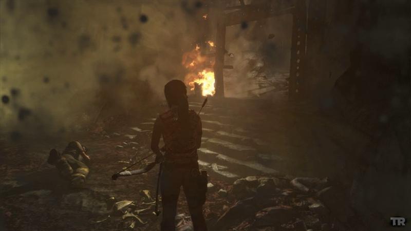 Tomb Raider 2013 Nude mod 2020 by ATL BLUE BLOOD v 3 9 GUERILLA 2 3 fin HUNTER pt5