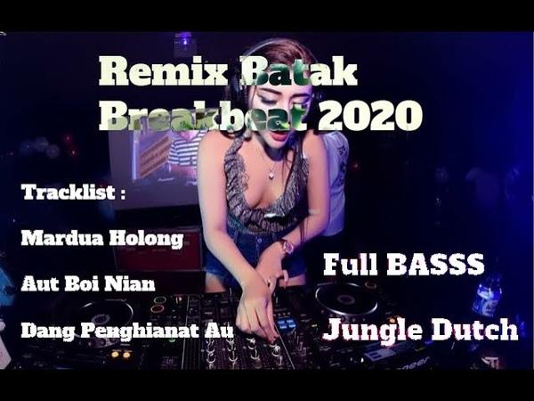 Remix BREAKBEAT Lagu Batak Terlaris MARDUA HOLONG AUT BOI NIAN Dirumahaja by WAMA88