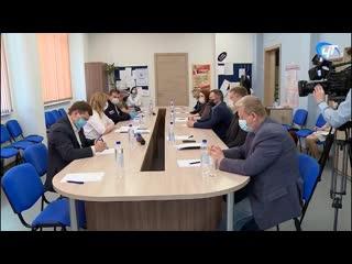 Губернатор Андрей Никитин провёл совещание по качеству образования