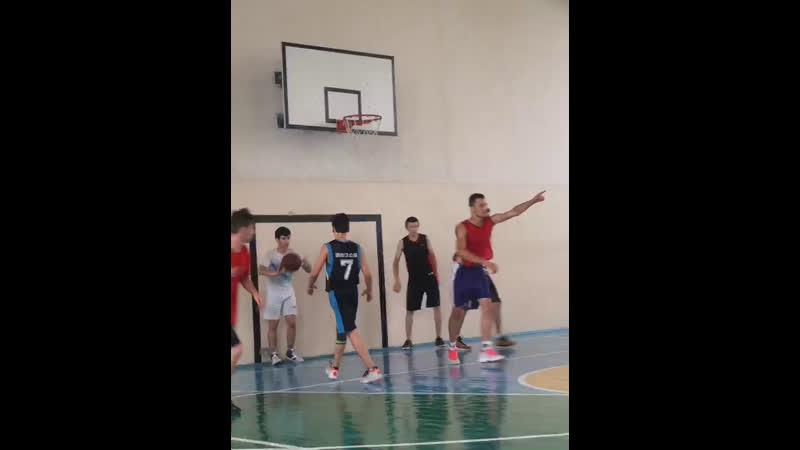 BASKETBALL MATCH BC BERKUT BC ZUHRO
