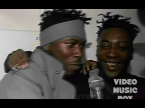 GZA Ol' Dirty Bastard '91 Freestyle Almighty Dogg Re Mix