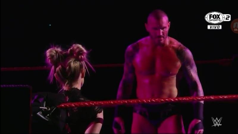 Triple H vs Randy Orton Full Match - wwe Raw 11012021 (PT-BR)