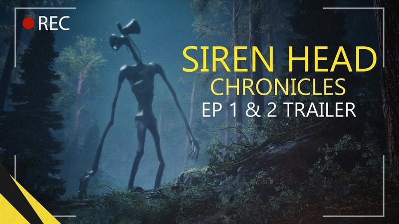 [ue4_gls] SIREN HEAD CHRONICLES (Episodes 1 2 Trailer) | Animation Movie 2020