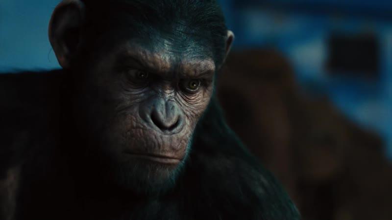 Восстание планеты обезьян Сегодня в 20 00 на СТС